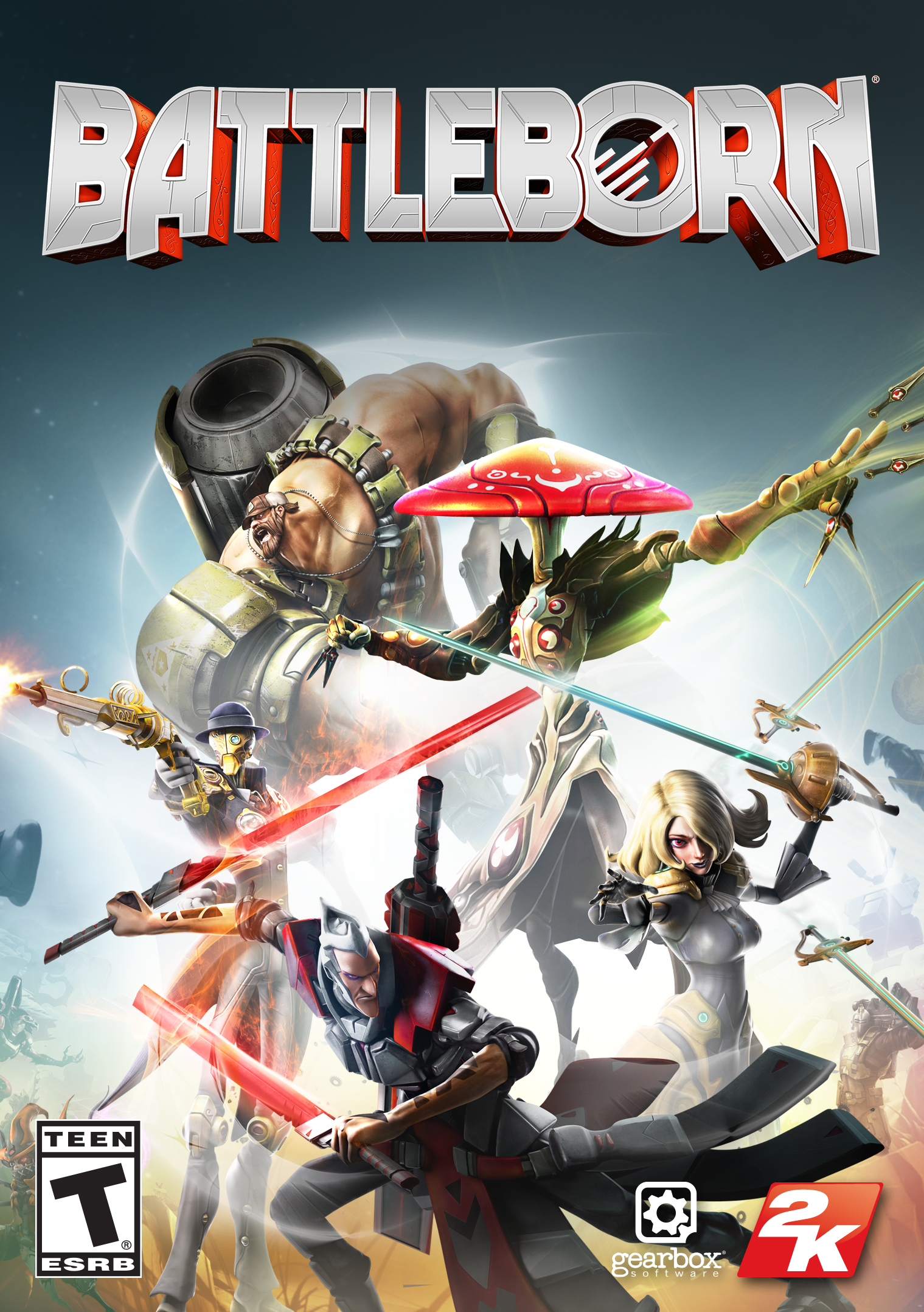 Battleborn [Online Game Code]