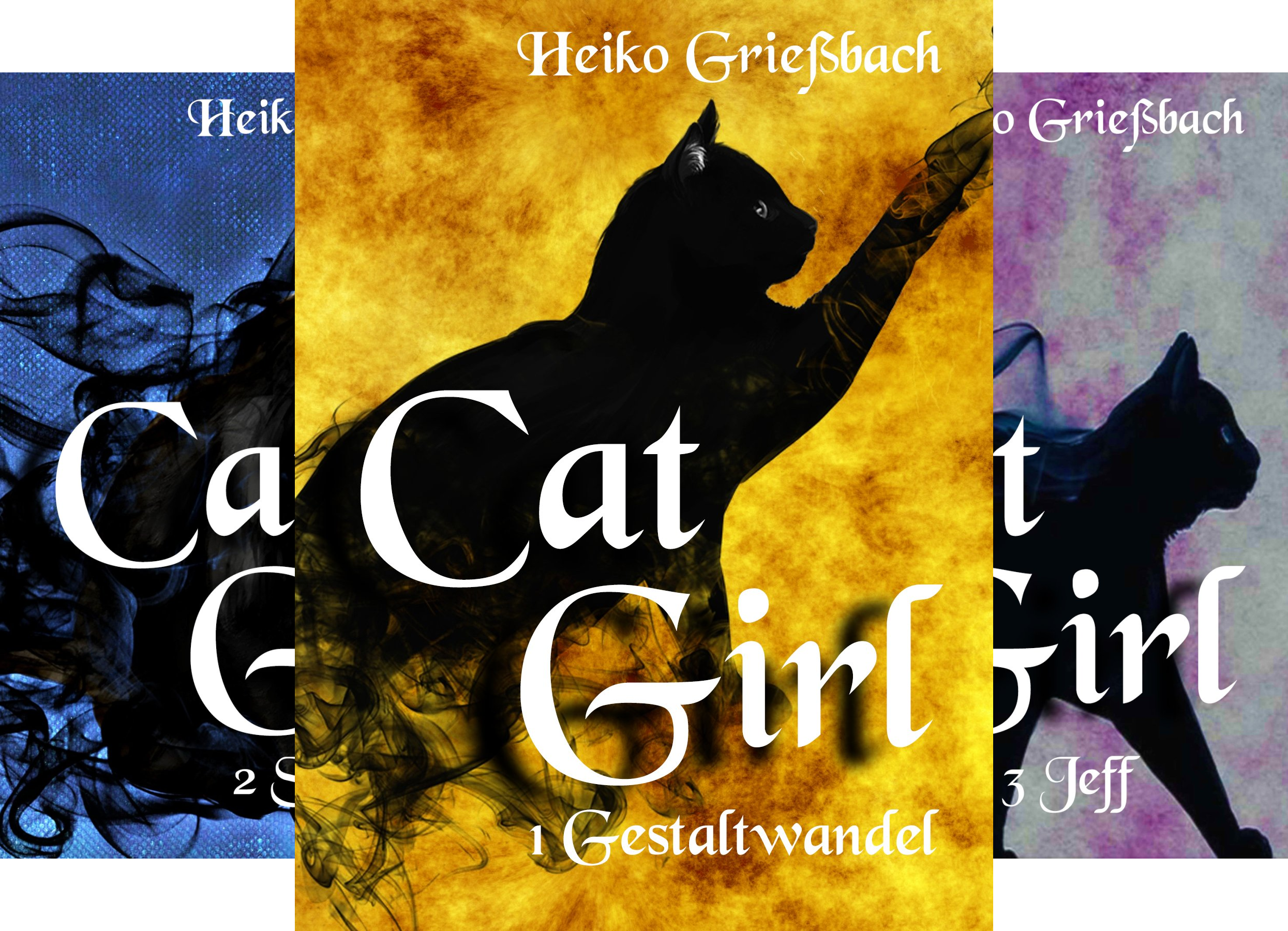Cat Girl (Reihe in 5 Bänden)