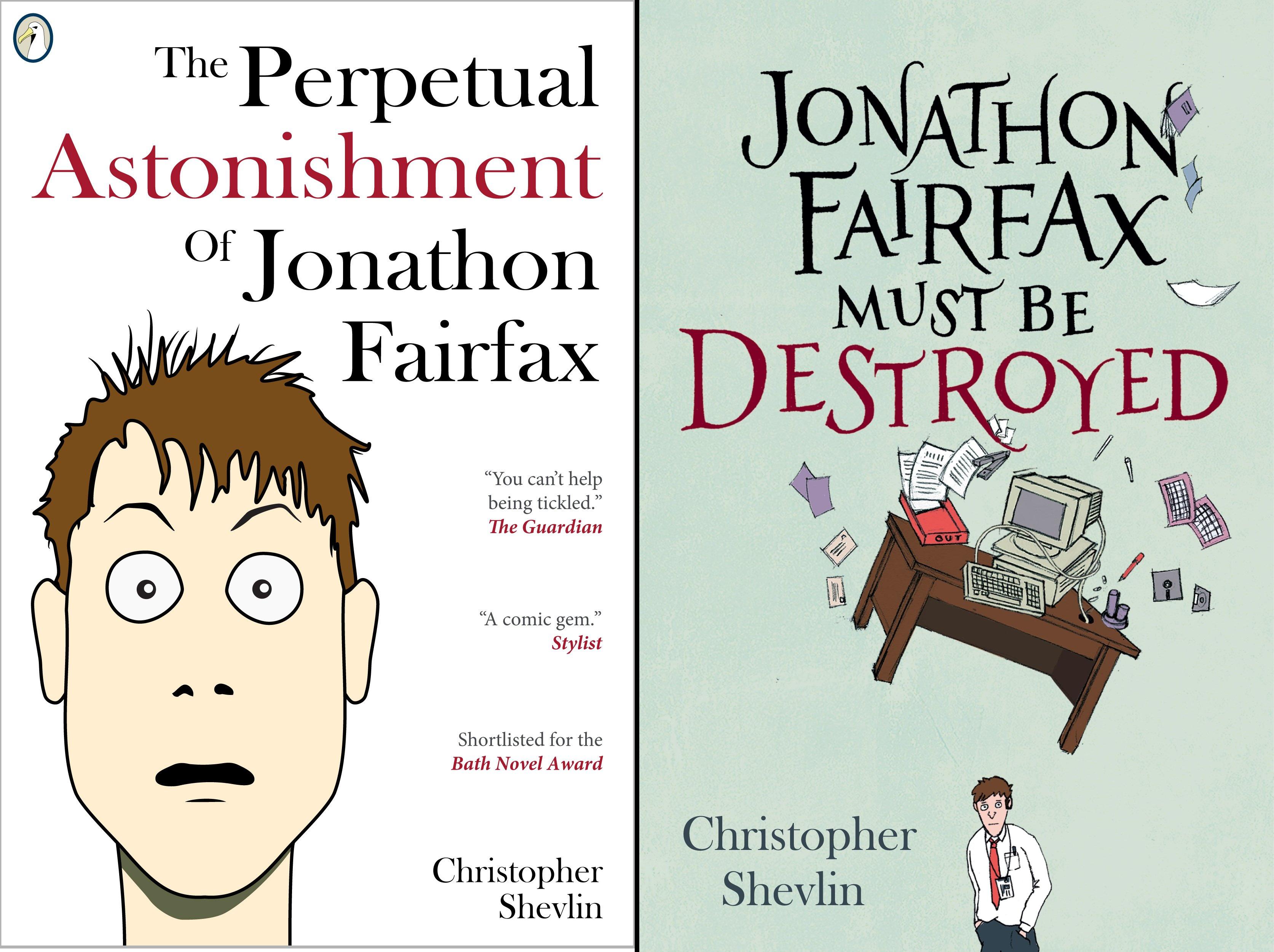 Jonathon Fairfax (2 Book Series)