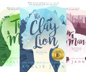 The Clay Lion Series (3 Book Series)