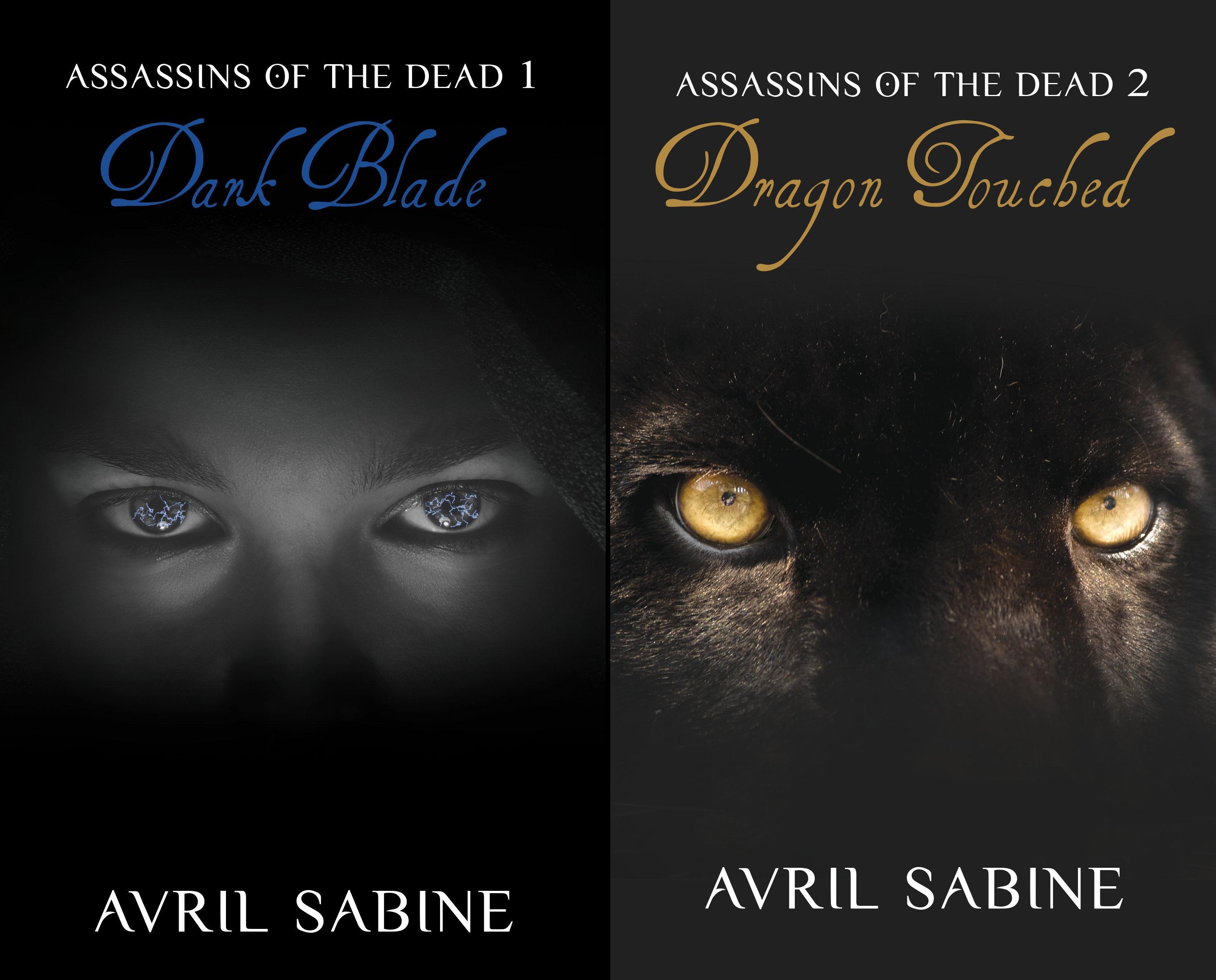 Assassins Of The Dead (2 Book Series)