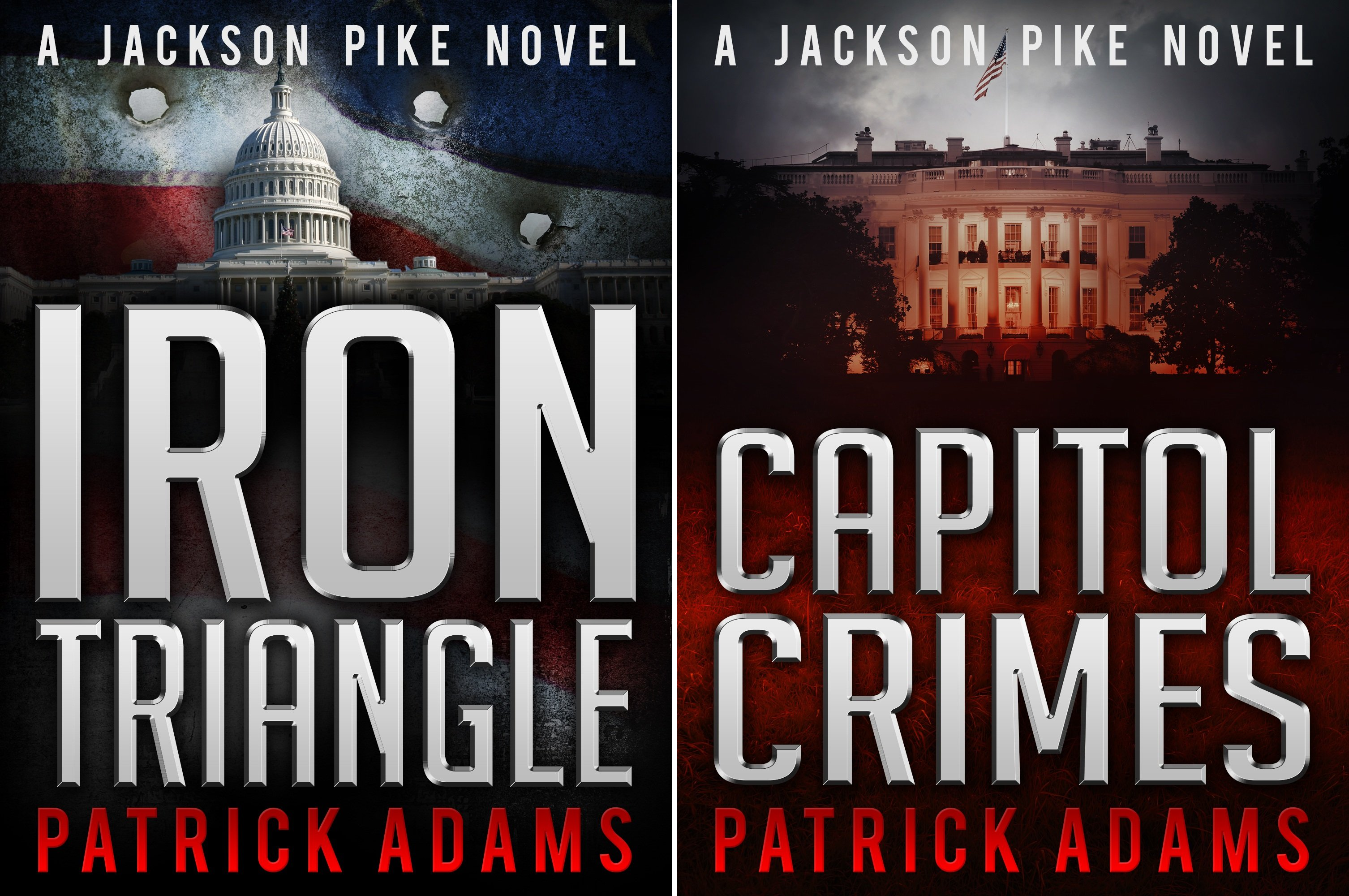 The Iron Triangle Series (2 Book Series)