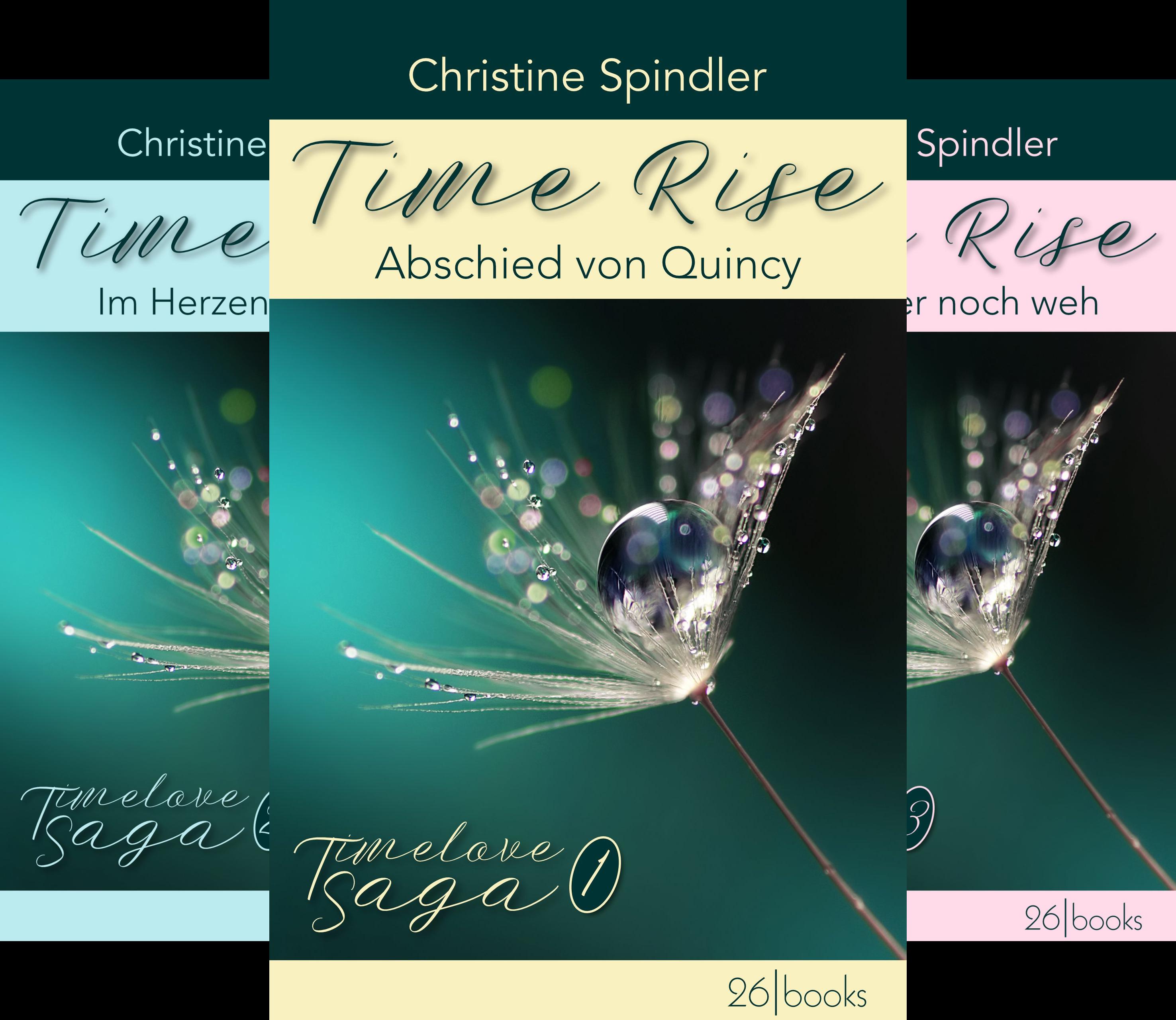 Timelove Saga (Reihe in 3 Bänden)