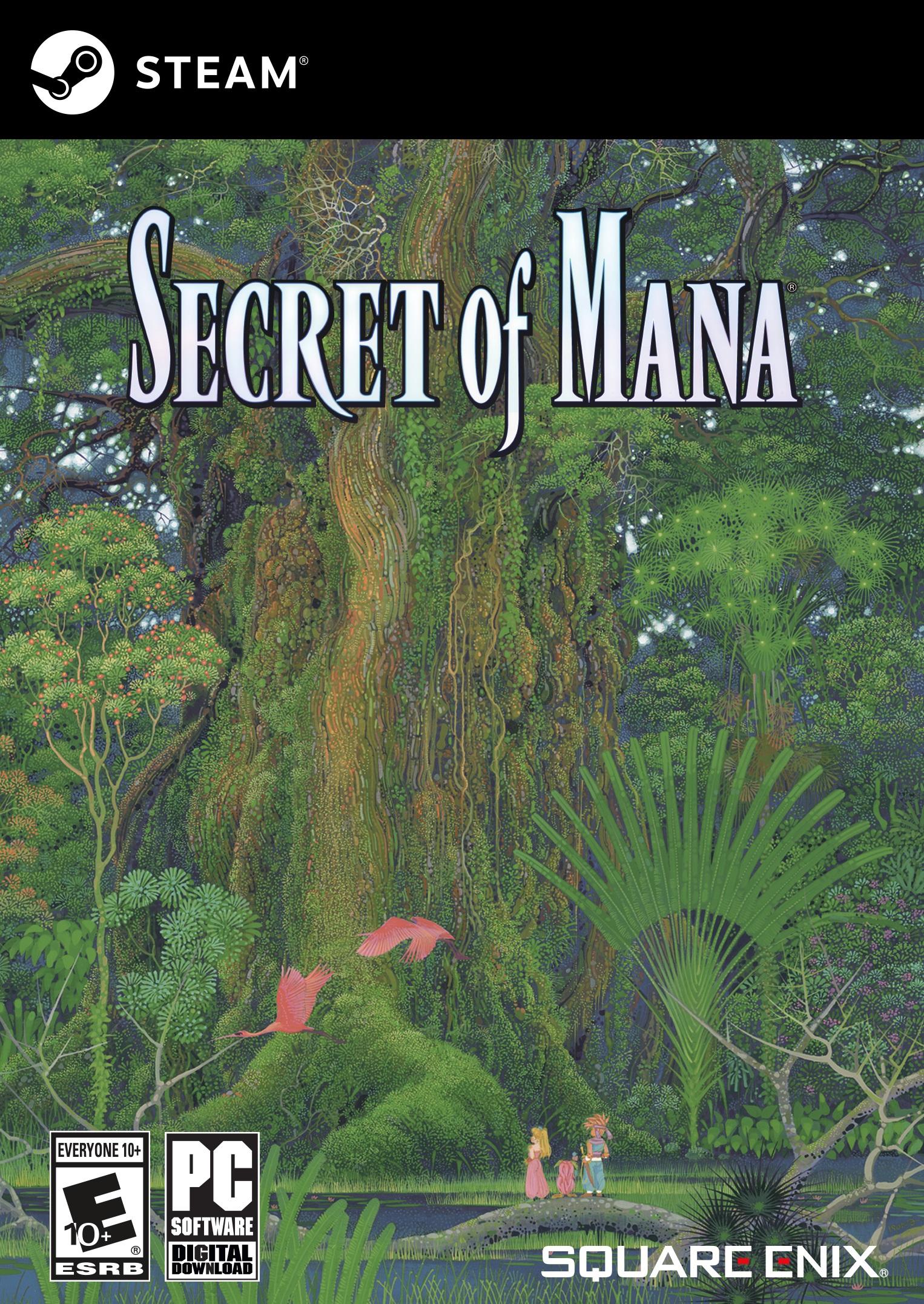 Secret of Mana [Online Game (Secret Of Mana)