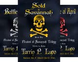 img - for Pirates of Savannah (Young Adult Version) (3 Book Series) book / textbook / text book