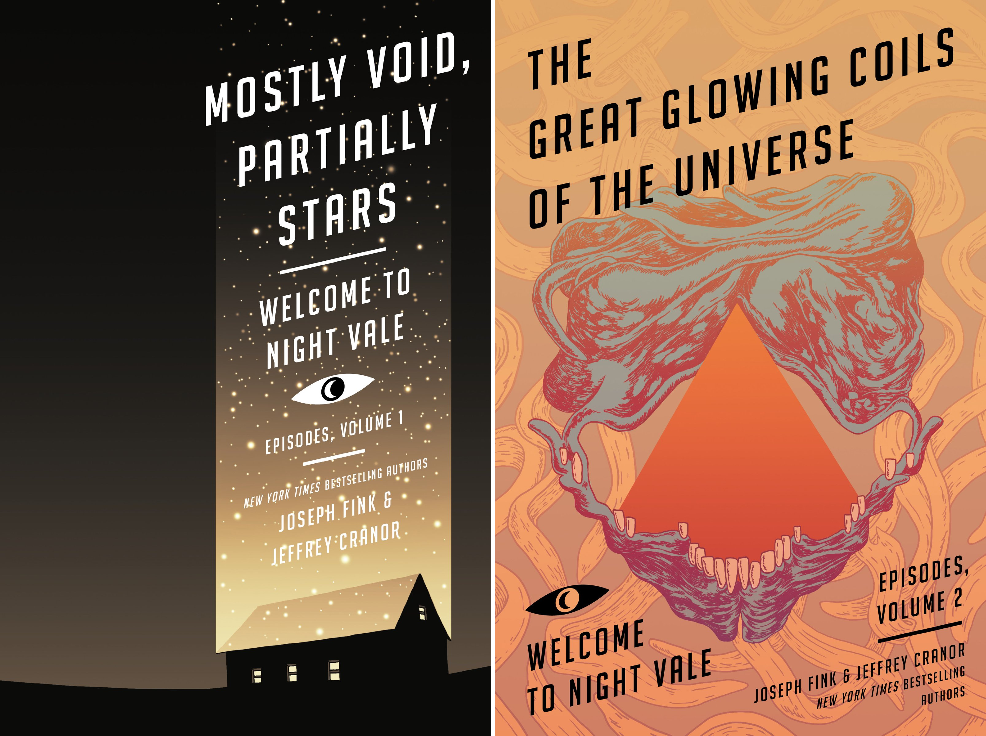 Welcome to Night Vale Episodes (2 Book Series)