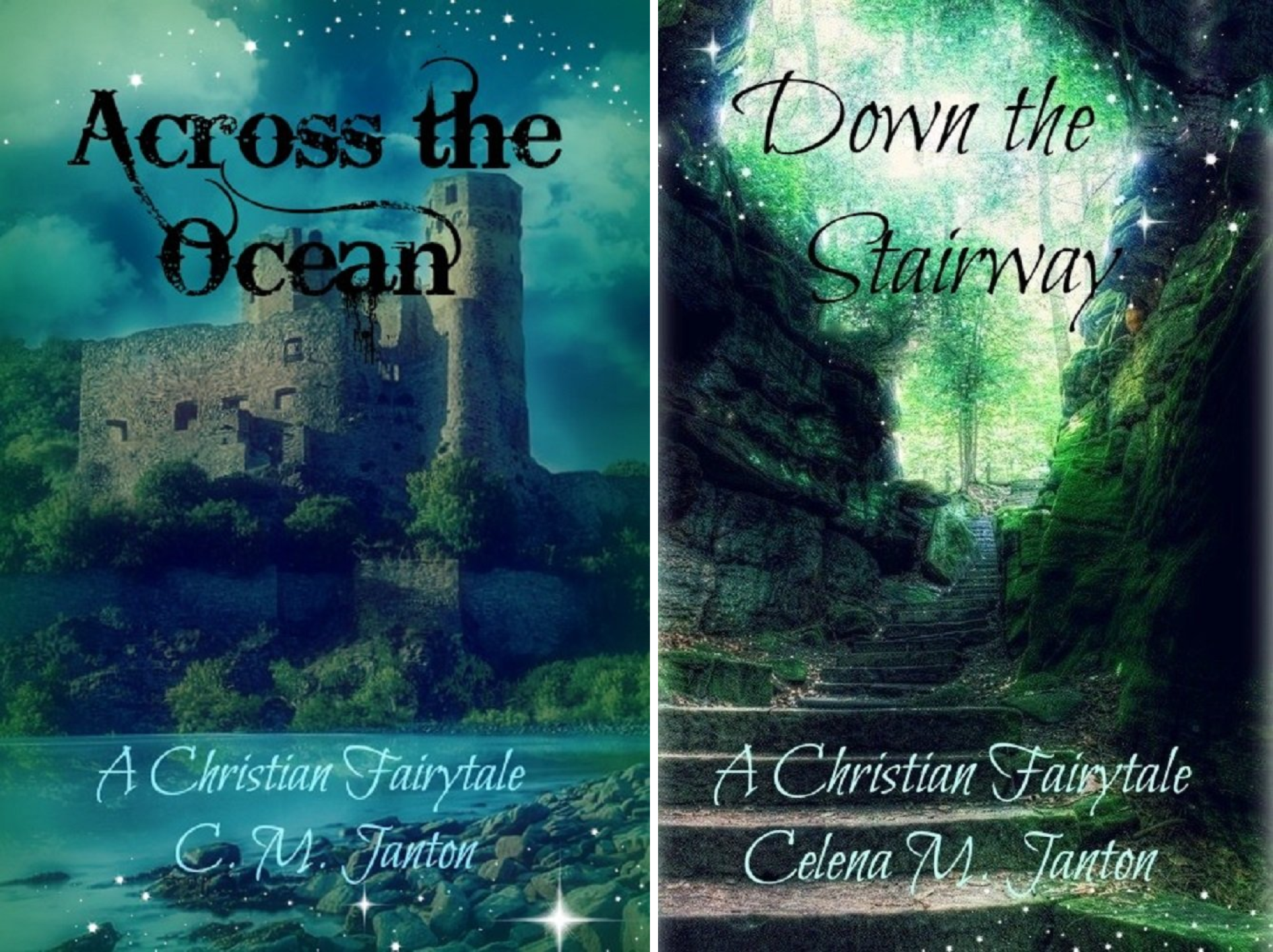 A Christian Fairytale (2 Book Series)