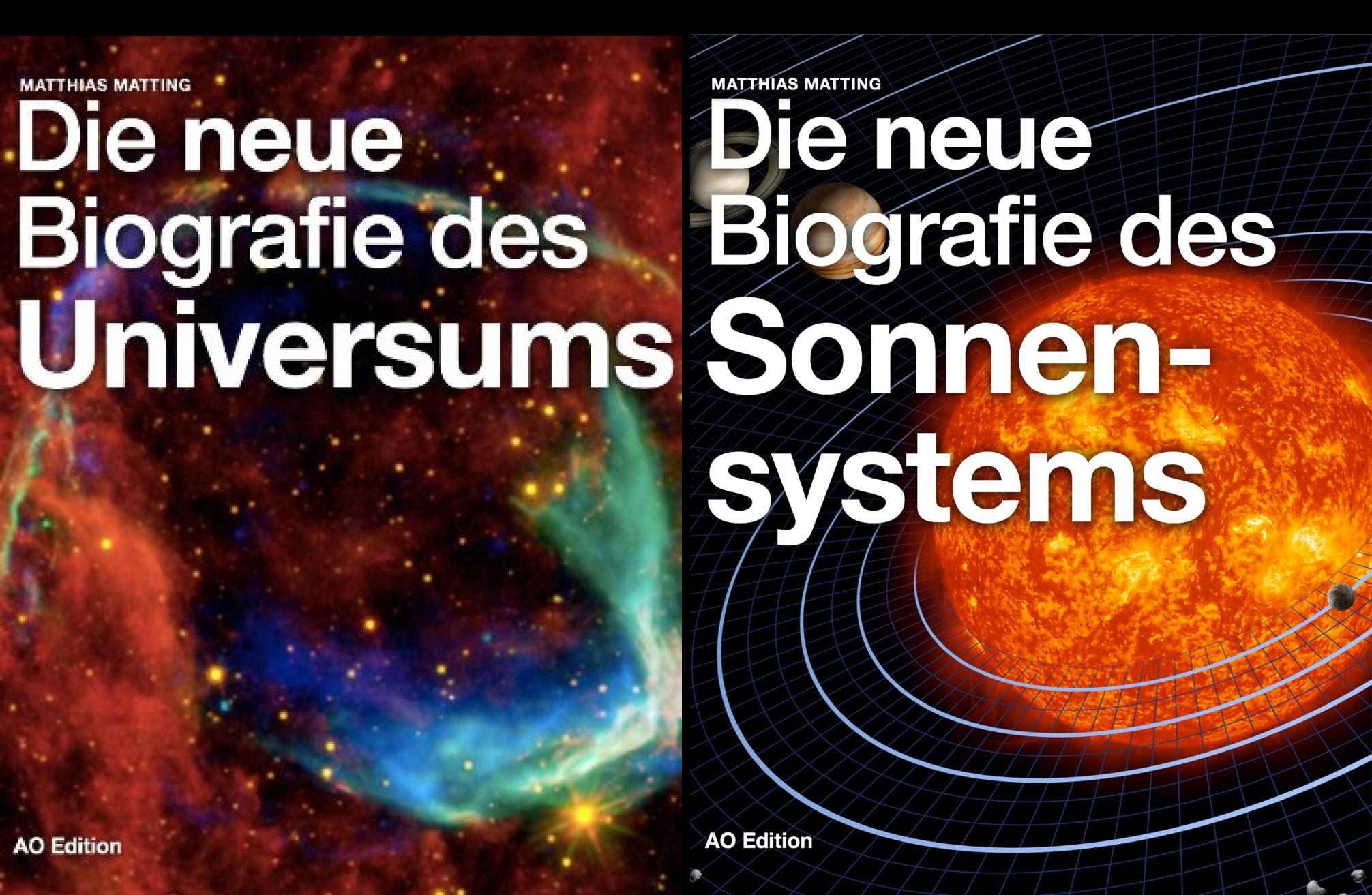 Universum (Reihe in 2 Bänden)