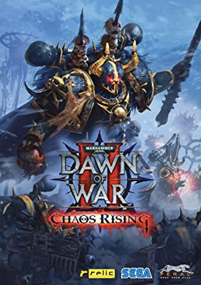 Warhammer 40,000: Dawn of War II - Chaos Rising [Online Game Code]
