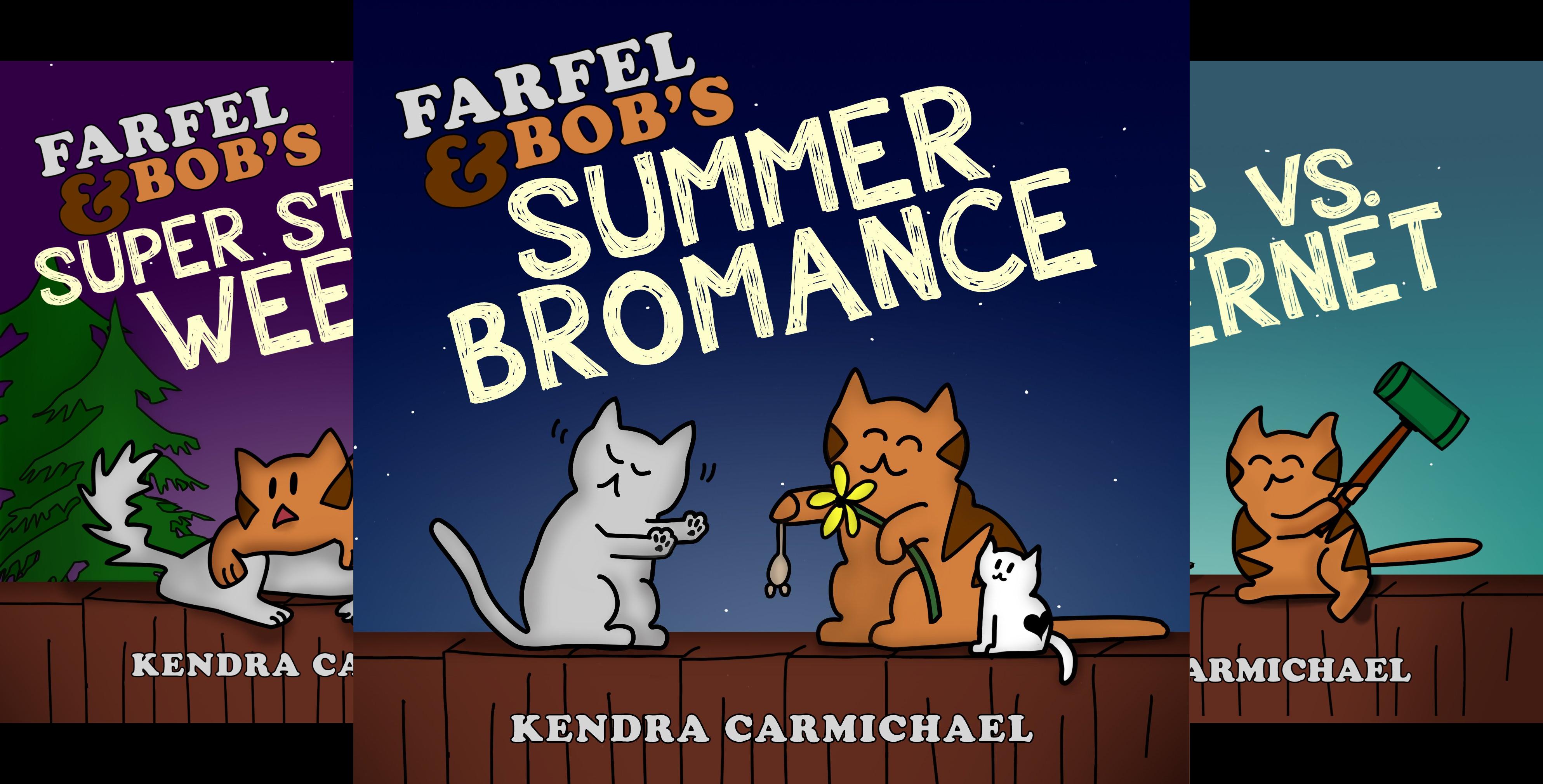 Bromance Cats (3 Book Series)