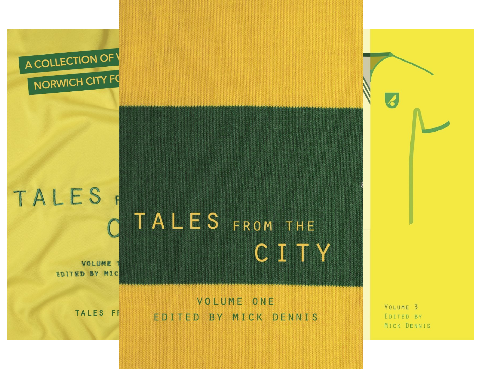 Tales from the City (3 Book Series)