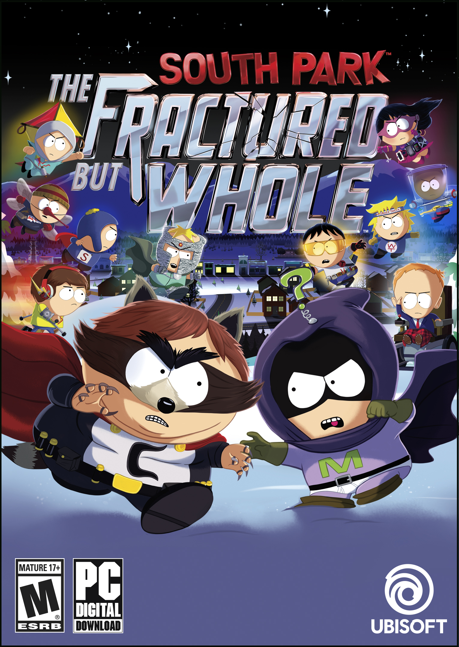 South Park: The Fractured but Whole [Online Game Code] by Ubisoft