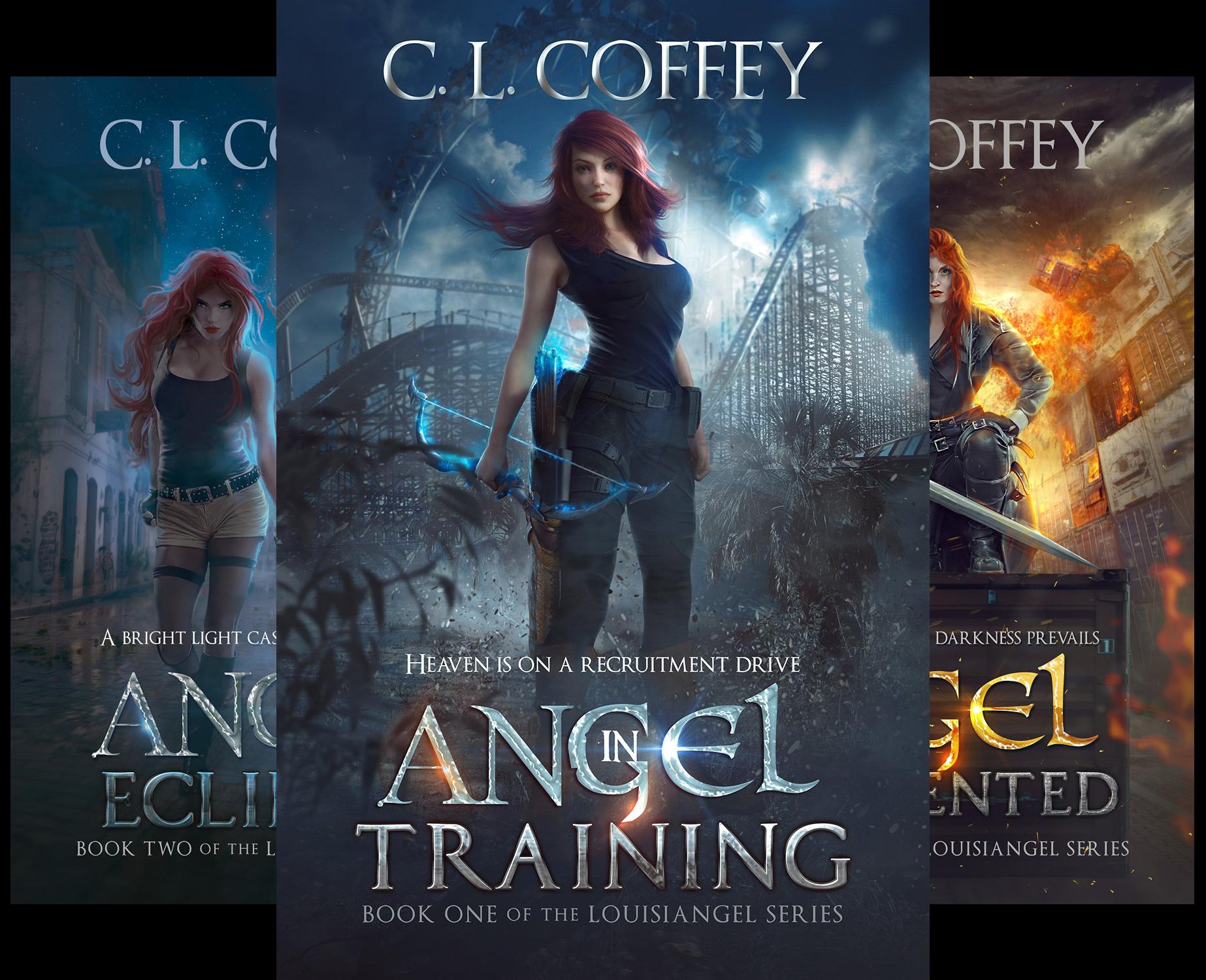 The Louisiangel Series (4 Book Series)