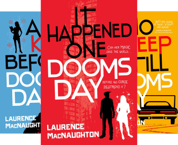 A Dru Jasper Novel by Laurence MacNaughton