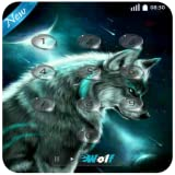 Wolf Keypad Lock Screen Wallpaper - New Images