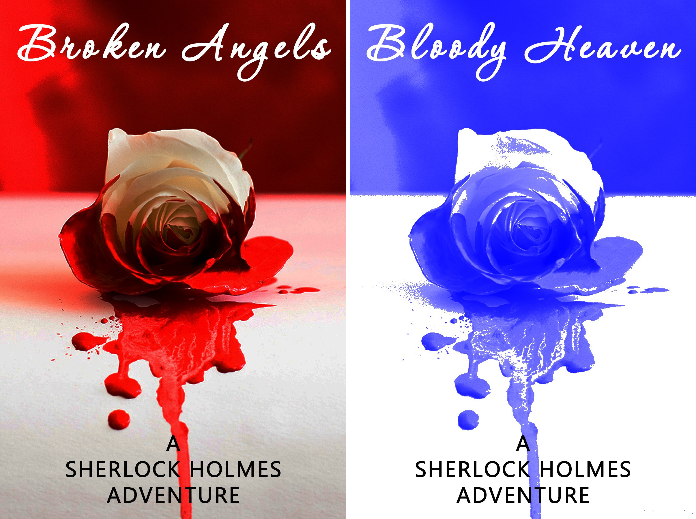 Bloody Desire (2 Book Series)
