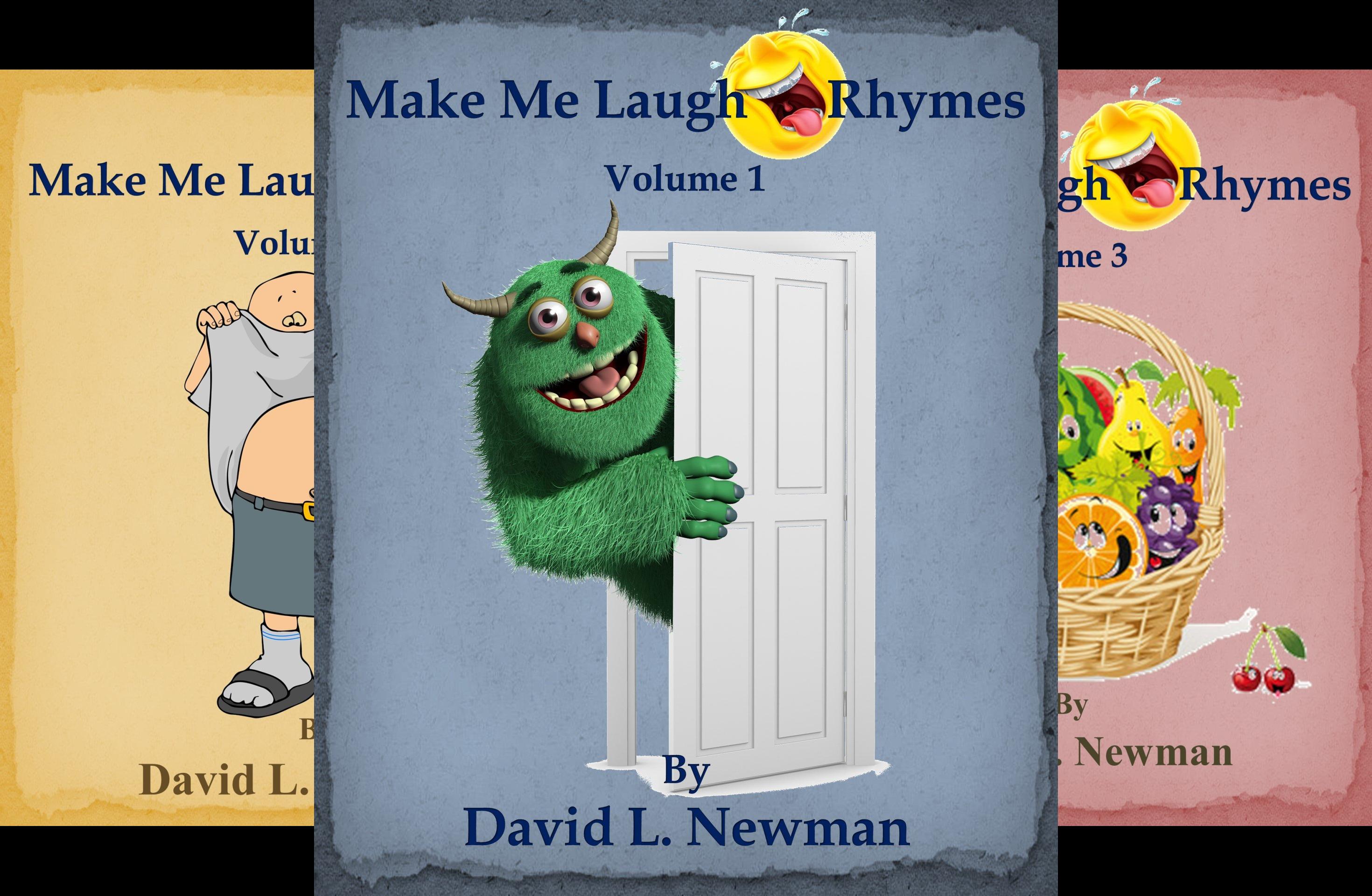 Make Me Laugh Rhymes (9 Book Series)