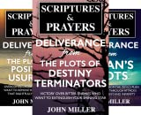 Scriptures & Prayers Spiritual Plots Series (9 Book Series)