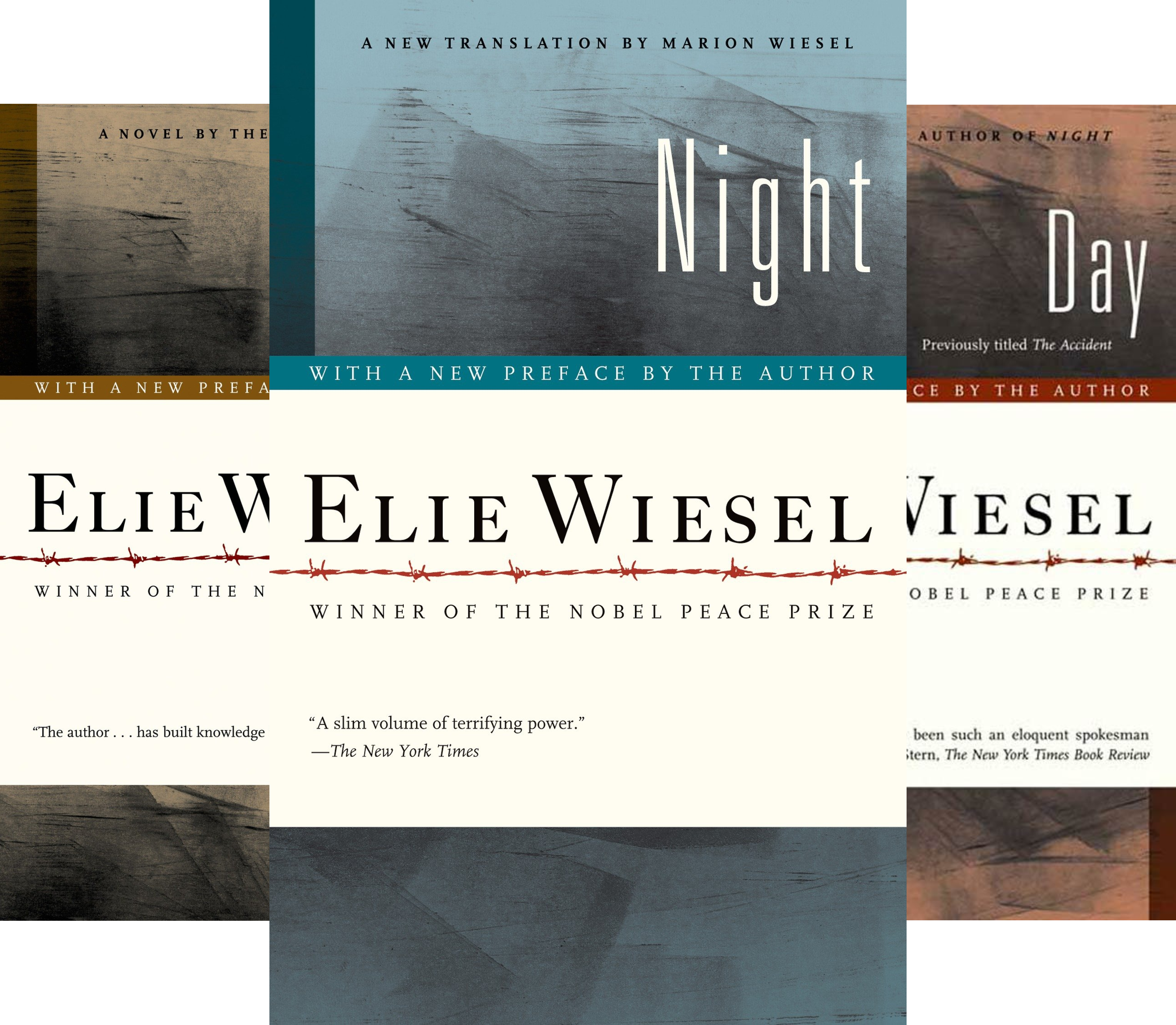 "essays on the book night by elie wiesel Elie wiesel essay by lauren two years after he wrote the first book, he wrote ""night"" elie wiesel also wrote plays, essay and short stories as well as."