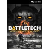 Battletech Deluxe Edition for PC by Paradox Interactive [Digital Download]