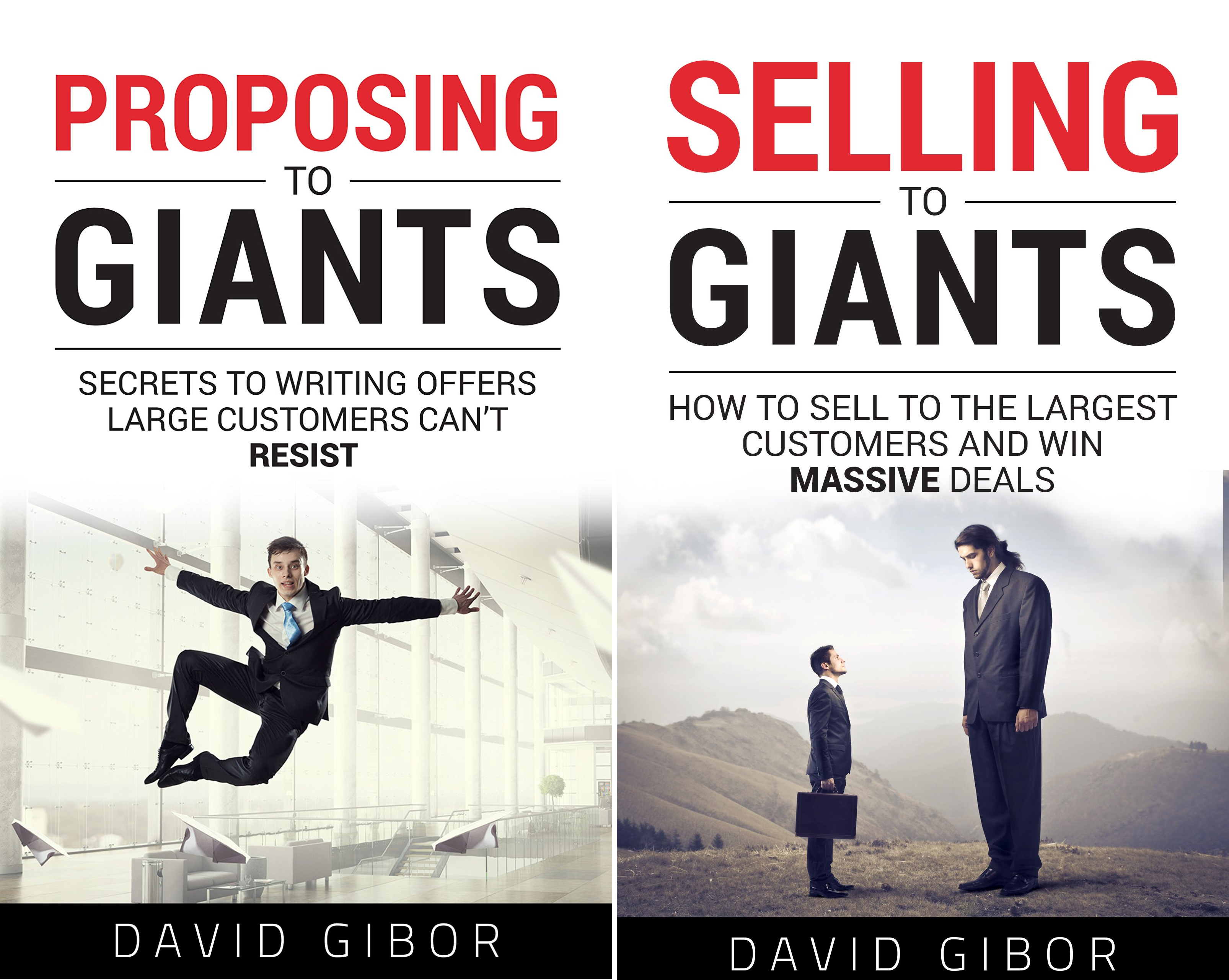 Selling to Giants (2 Book Series)