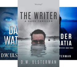 San Juan Islands Mystery (3 Book Series) by  D.W. Ulsterman