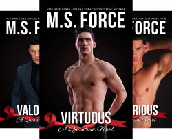 Quantum Series (6 Book Series) by  M.S. Force Marie Force