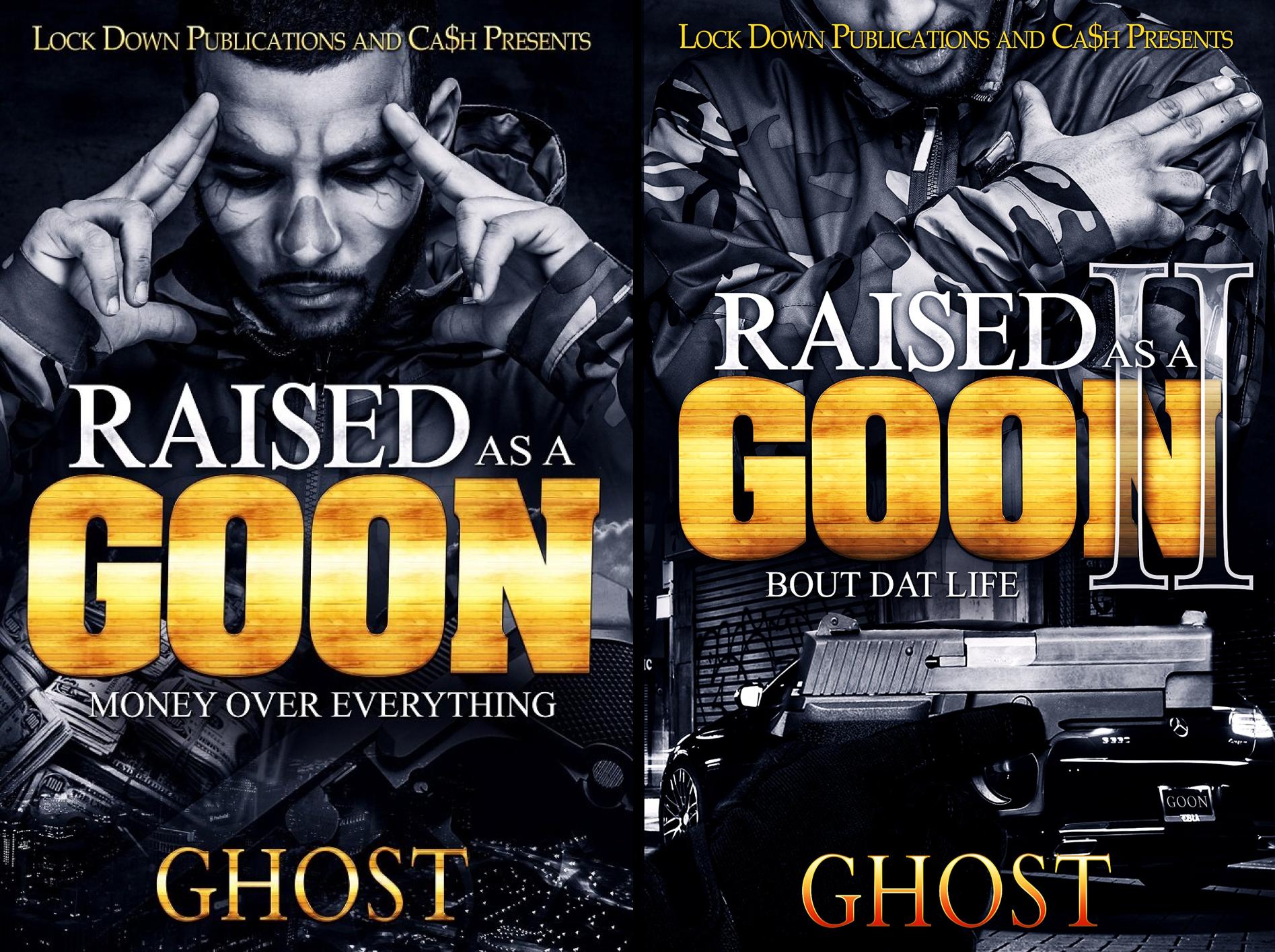 Raised as a Goon (2 Book Series)