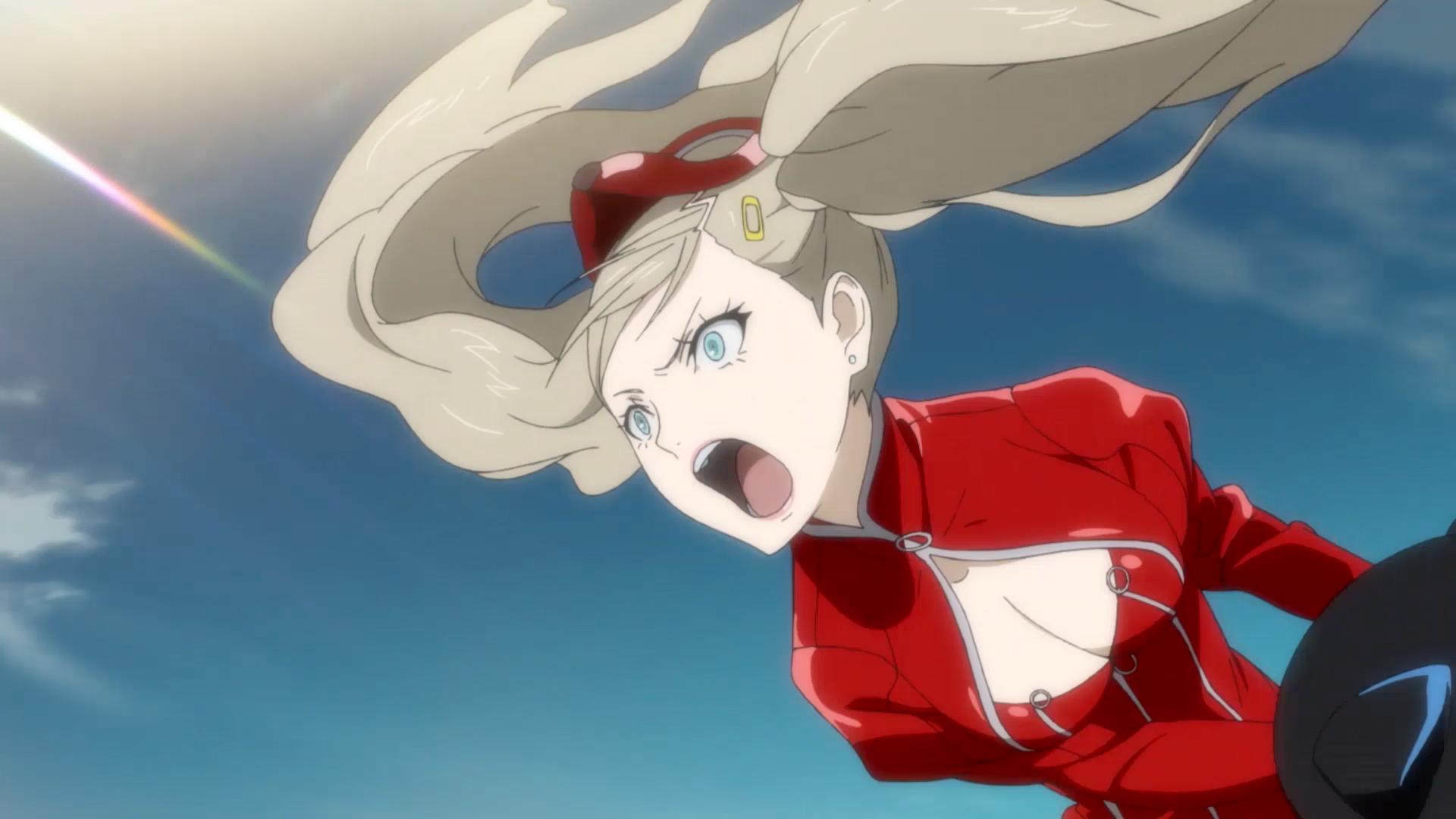 Persona 5 - Ann trailer