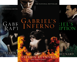 Gabriel's Inferno Trilogy (3 Book Series) by  Sylvain Reynard