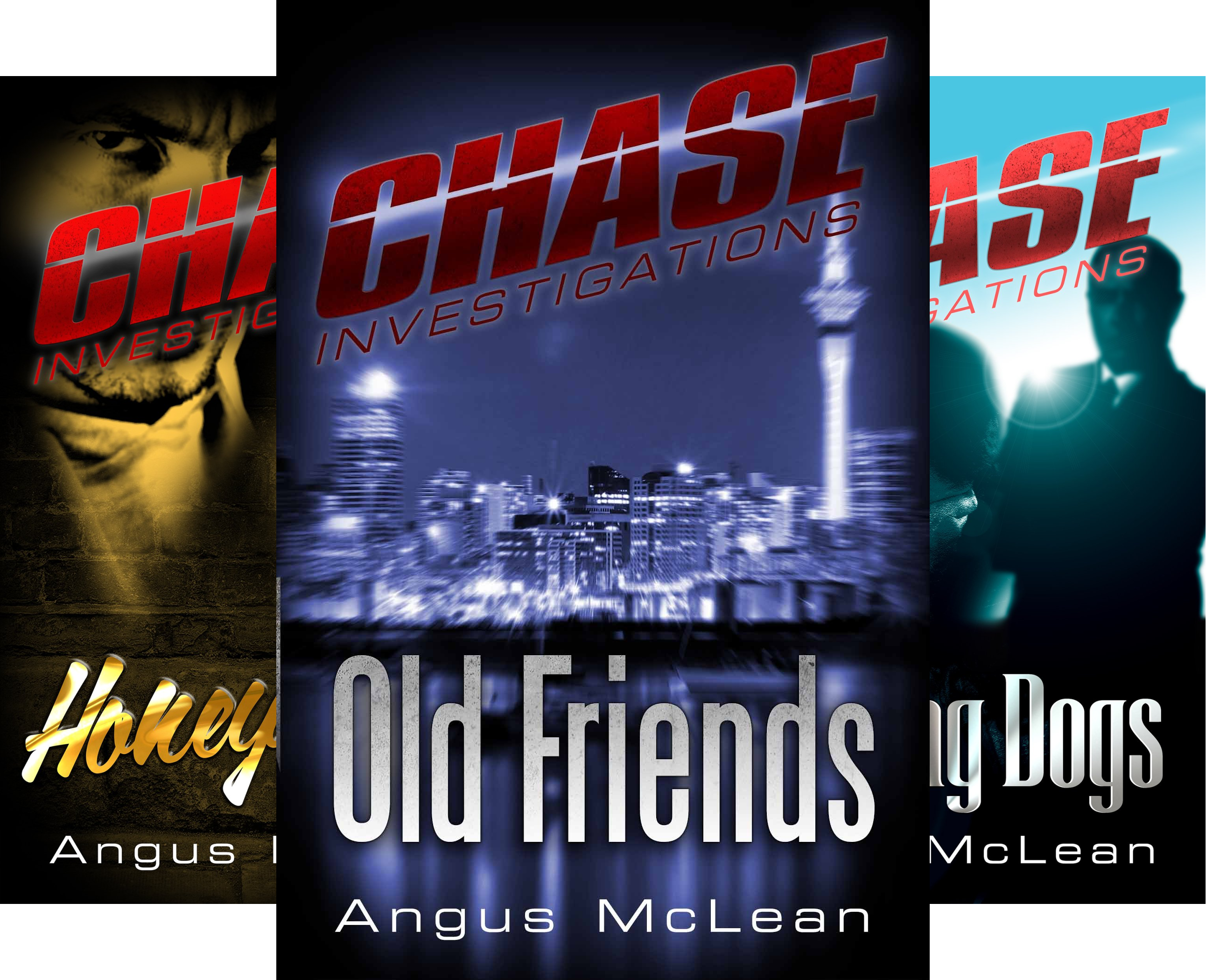 Chase Investigations (6 Book Series)