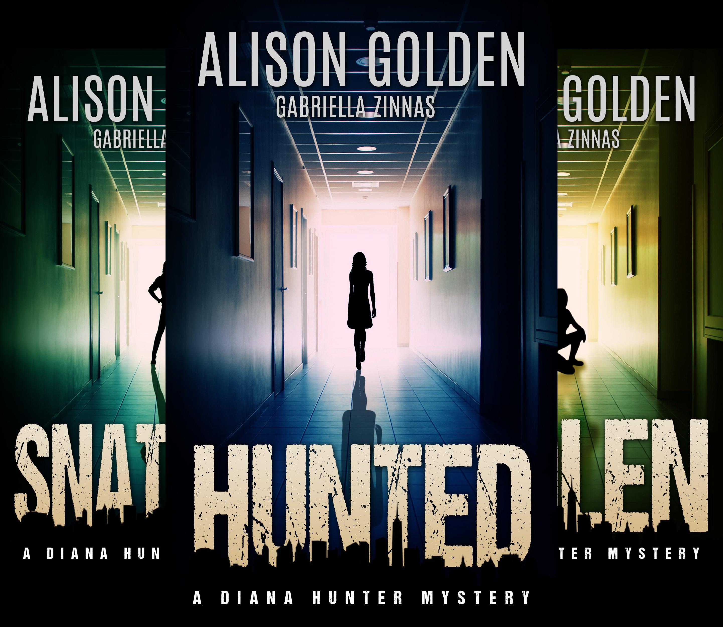 A Diana Hunter Mystery (4 Book Series)
