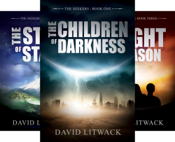 The Seekers (3 Book Series) by  David Litwack