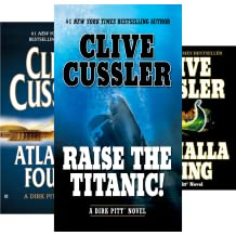 Dirk Pitt Adventure (8 Book Series)