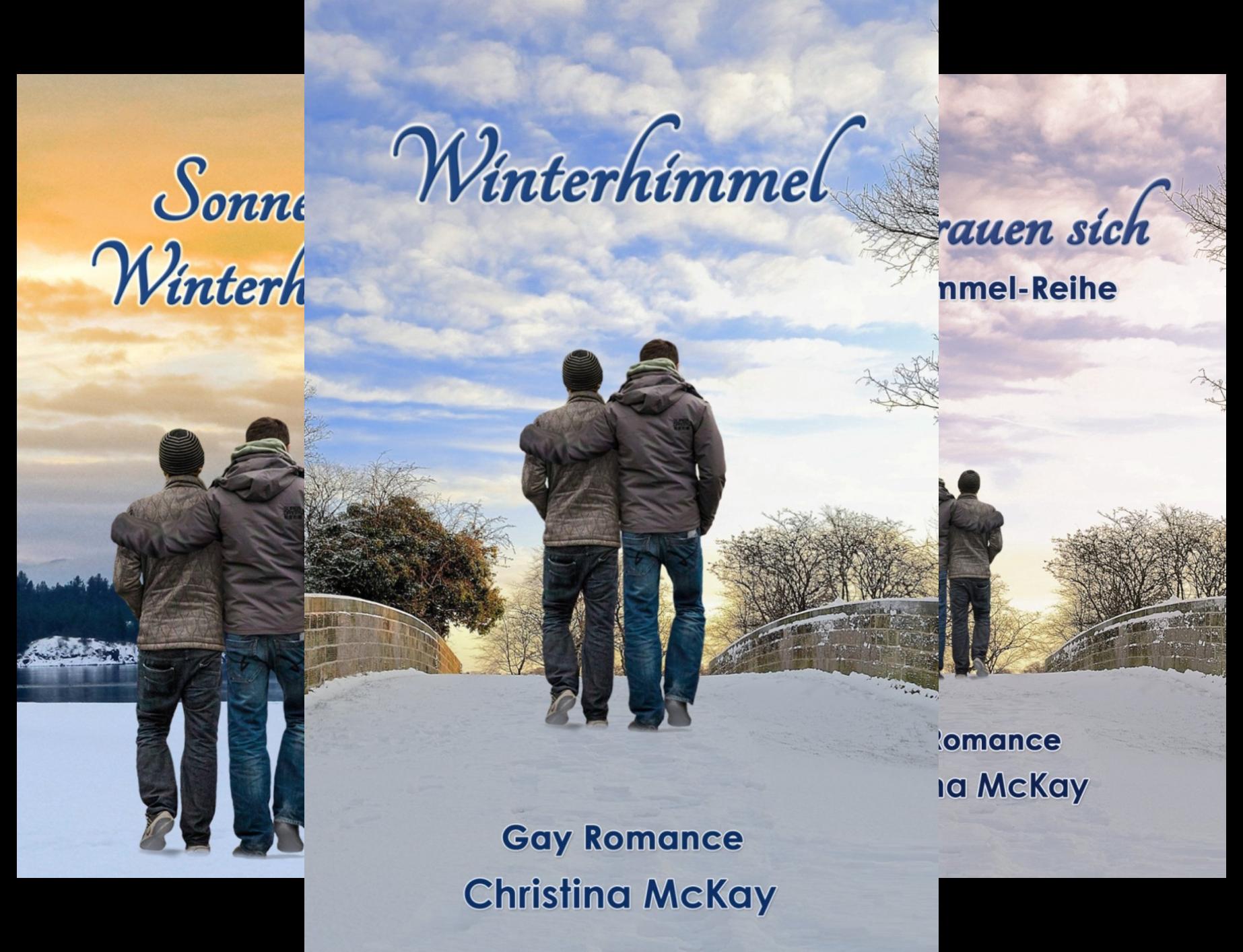 Winterhimmel (Reihe in 4 Bänden)