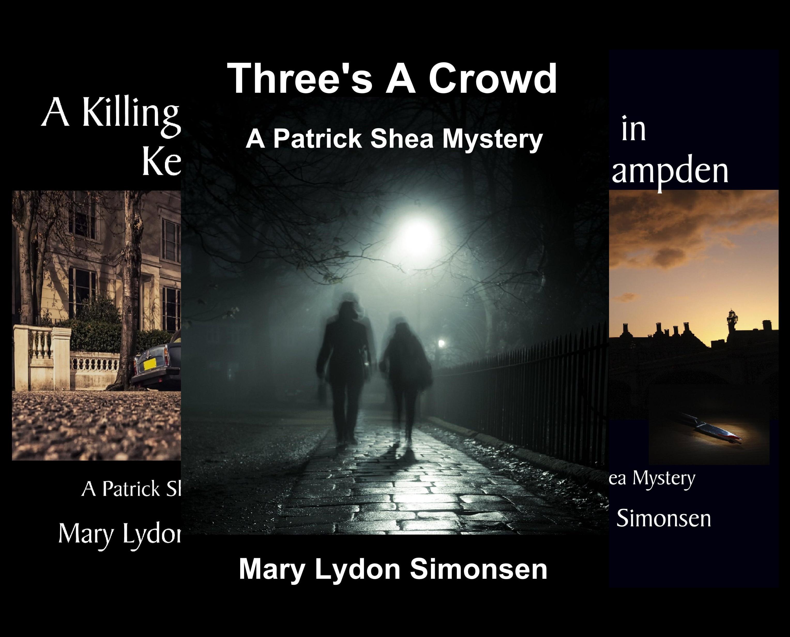 A Patrick Shea Mystery (6 Book Series)