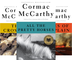 The Border Trilogy (3 Book Series) by  Cormac McCarthy
