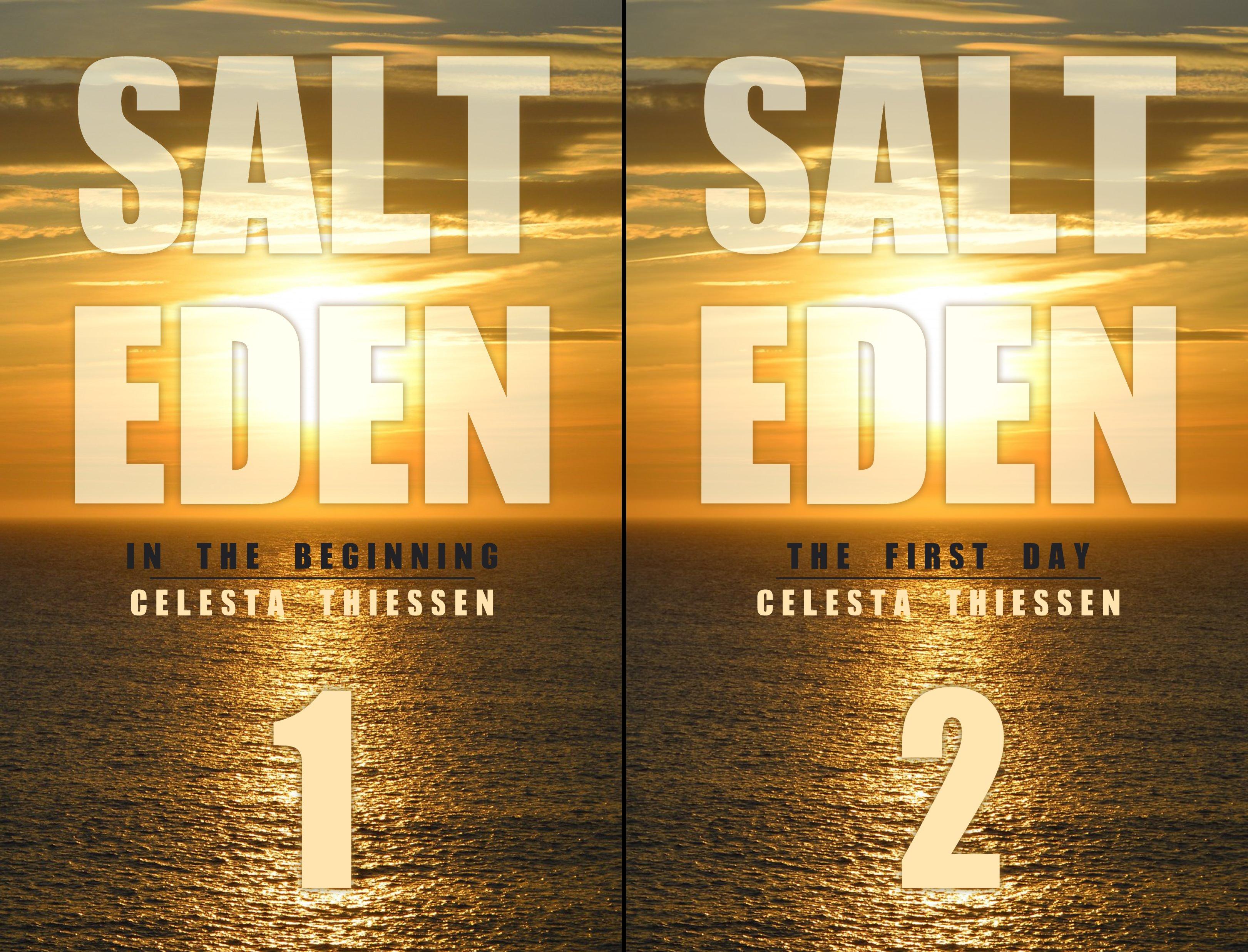 Salt Eden (2 Book Series)