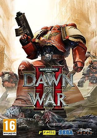 Warhammer 40,000: Dawn of War II [Mac Code - Steam]: Amazon