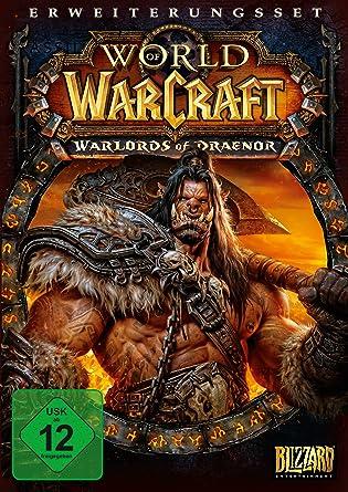 World of Warcraft: Warlords of Draenor [PC Code - Battle.net]