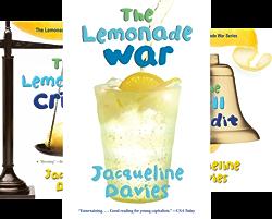 the lemonade war series 5 book series