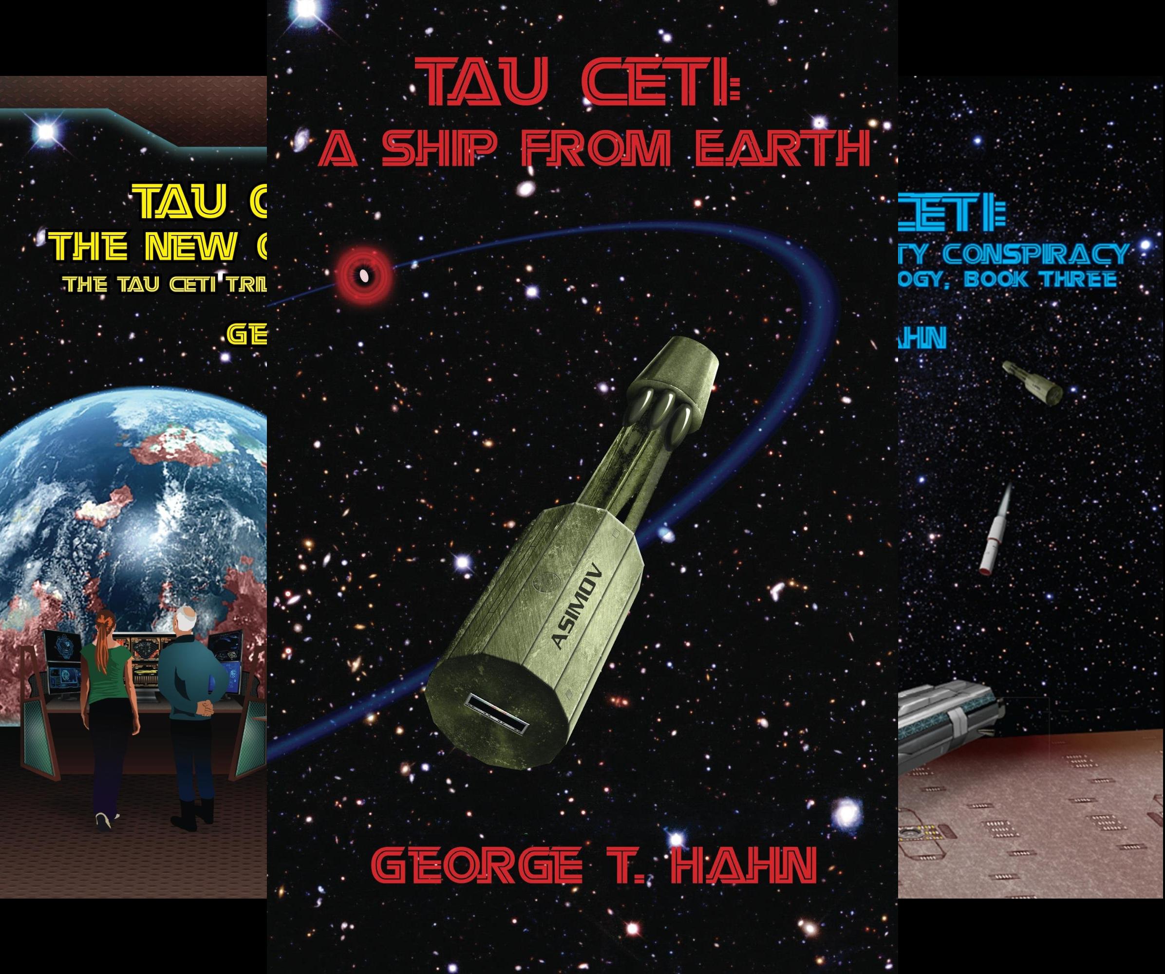 Tau Ceti (3 Book Series)
