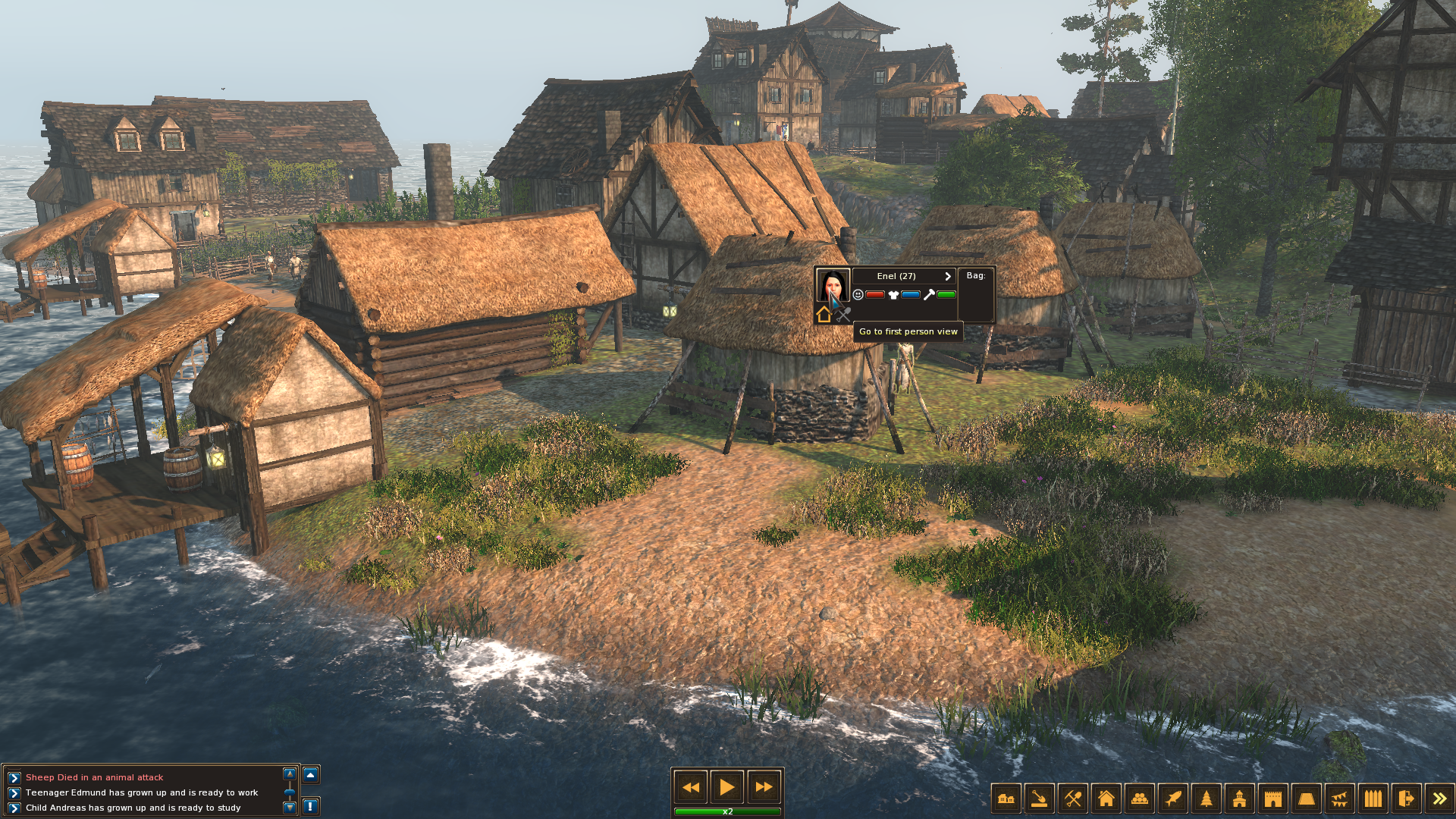 Life is Feudal: Forest Village [Online Game Code]