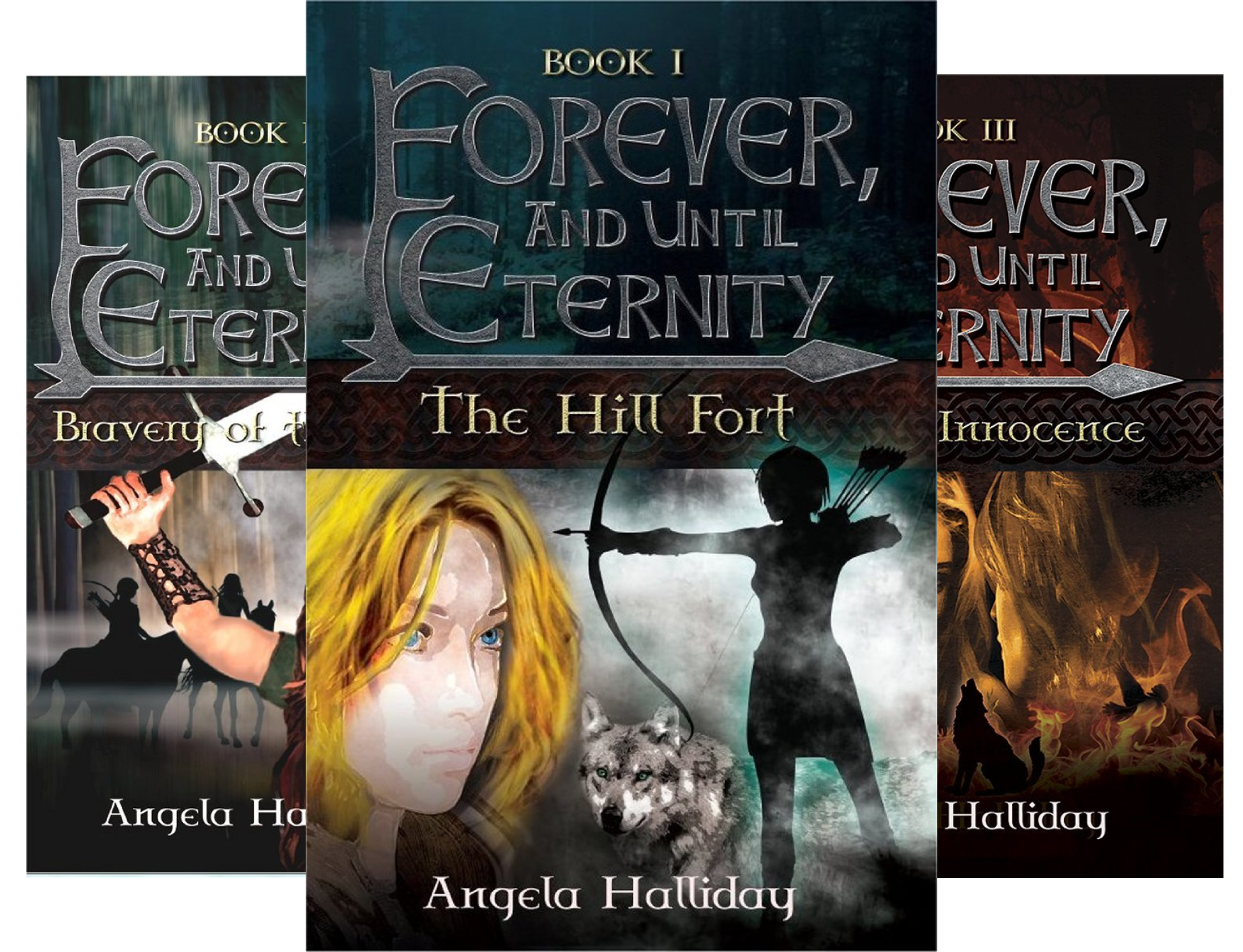 Forever, and Until Eternity (7 Book Series)