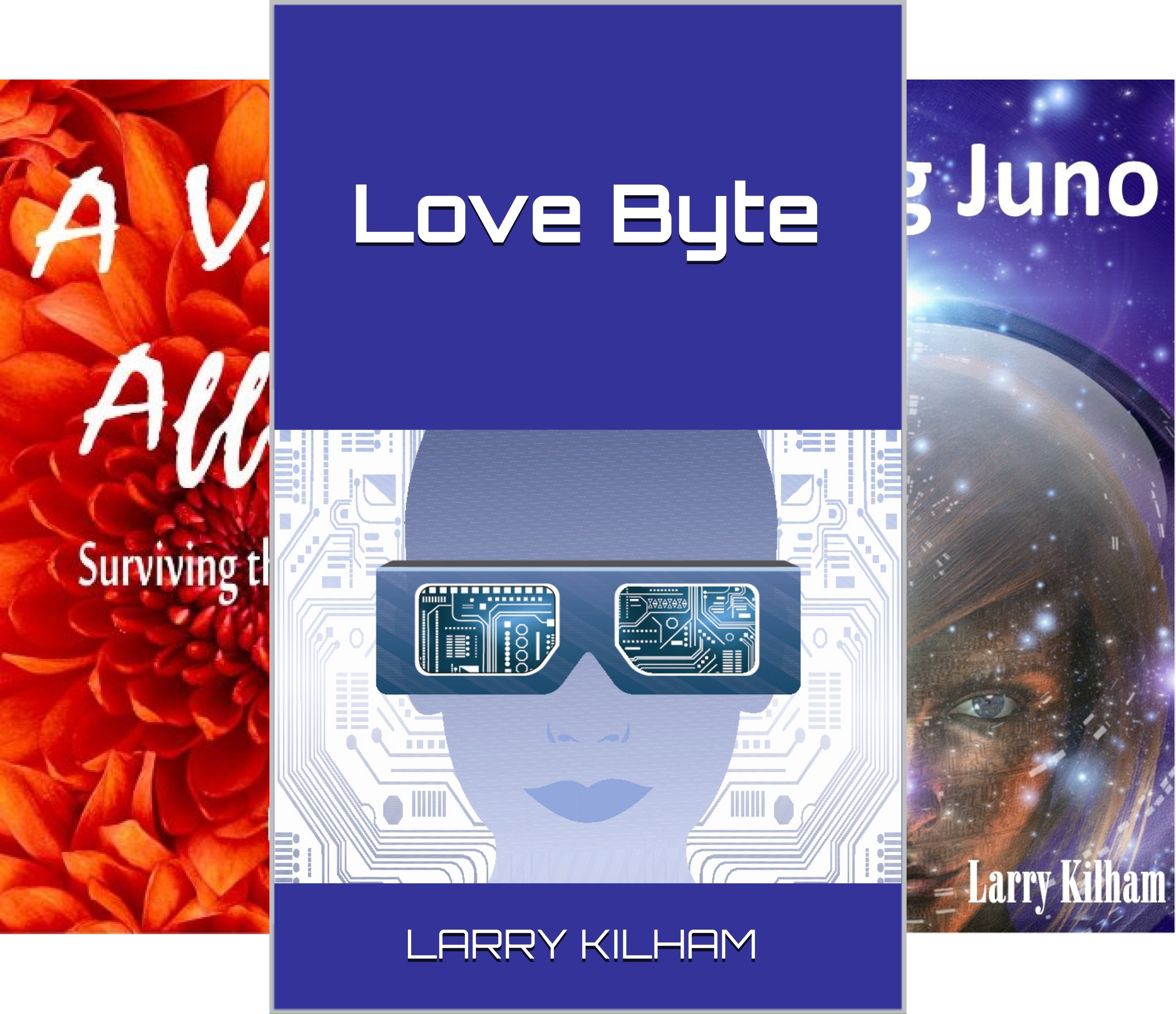 The Juno Trilogy (3 Book Series)