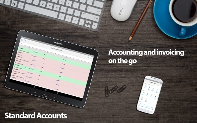 amazon com standard accounts free invoicing reporting and