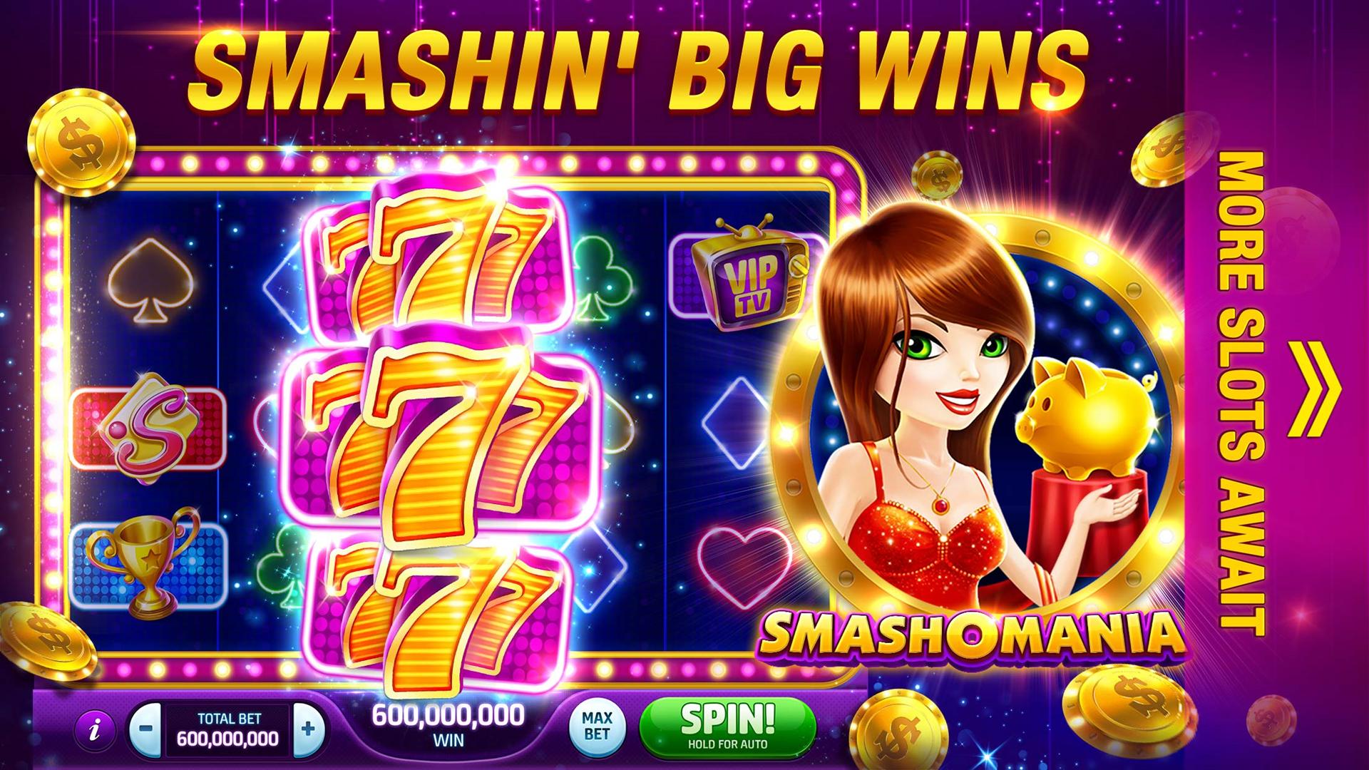 Slotomania Free Slots Casino Games - Play Las Vegas Slot ...