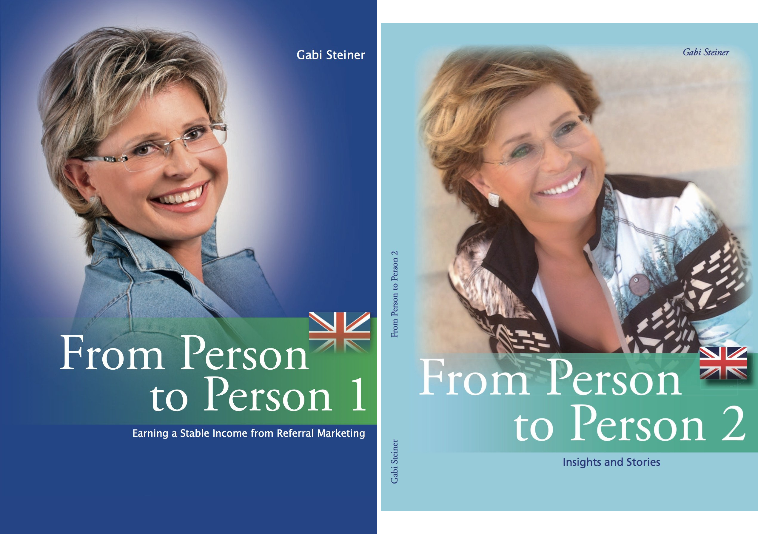 From Person to Person (2 Book Series)