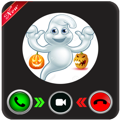 Halloween Ghost - New Caller -