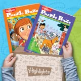 Highlights Puzzle Club - Kids Puzzle Books Subscription: AGES 4-7 BOX